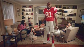 Pizza Hut Super Bowl 2018 TV Spot, 'Free Pizza Faster' Feat. Terrell Owens - Thumbnail 5