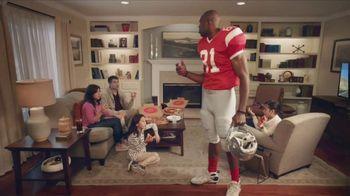 Pizza Hut Super Bowl 2018 TV Spot, 'Free Pizza Faster' Feat. Terrell Owens - Thumbnail 8