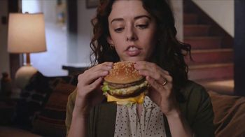 McDonald's Big Mac Super Bowl 2018 TV Spot, 'Rediscover Your Love' - 1277 commercial airings