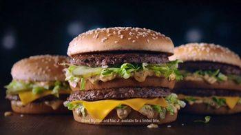 McDonald's Big Mac Super Bowl 2018 TV Spot, 'Rediscover Your Love' - Thumbnail 9
