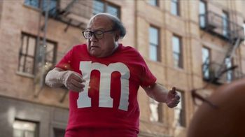 M&M's Super Bowl 2018 TV Spot, 'Human' Featuring Danny DeVito, Todrick Hall - 3630 commercial airings