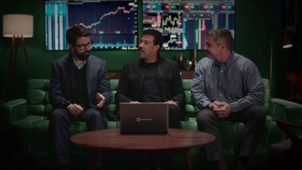 td ameritade super bowl commercial bitcoin