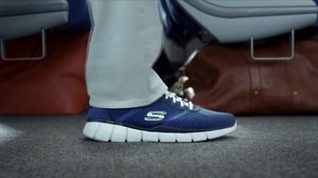 SKECHERS Wide Fit Super Bowl 2018 TV Spot, 'First Class for Your Feet' - Thumbnail 6