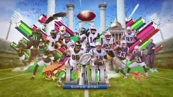 NFL Super Bowl 2018 TV Spot, 'Patriots Super Bowl Picture' - Thumbnail 5