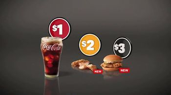 McDonald's $1 $2 $3 Dollar Menu TV Spot, 'Spare Change' - Thumbnail 5