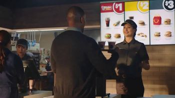 McDonald's $1 $2 $3 Dollar Menu TV Spot, 'Spare Change' - Thumbnail 6