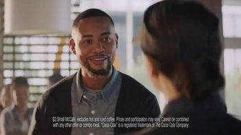 McDonald's $1 $2 $3 Dollar Menu TV Spot, 'Spare Change' - Thumbnail 7