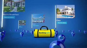 Booking.com TV Spot, 'Más opciones' [Spanish]