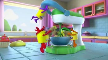 Play-Doh Kitchen Creations Spinning Treats Mixer TV Spot, 'Silly Sweets' - Thumbnail 1