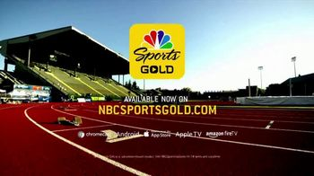 NBC Sports Gold Track and Field Pass TV Spot, 'IAAF World Indoor' - Thumbnail 8