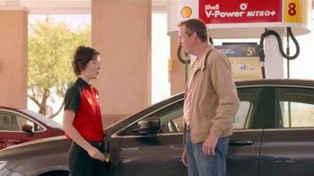 Shell Fuel Rewards Program TV Spot, 'The Effect of Instant Gold Status' - Thumbnail 1