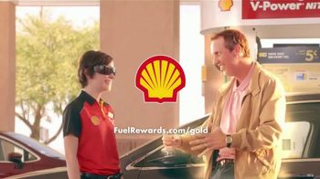 Shell Fuel Rewards Program TV Spot, 'The Effect of Instant Gold Status' - Thumbnail 10