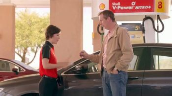 Shell Fuel Rewards Program TV Spot, 'The Effect of Instant Gold Status' - Thumbnail 3