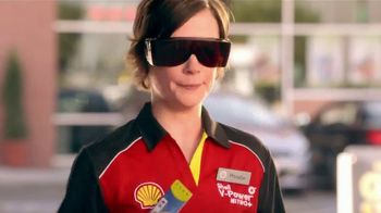 Shell Fuel Rewards Program TV Spot, 'The Effect of Instant Gold Status' - Thumbnail 4