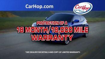 CarHop Auto Sales & Finance TV Spot, 'Tax Time' - Thumbnail 6