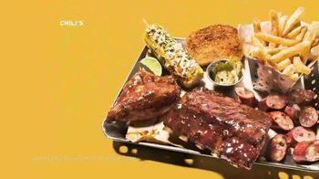 Chili's Ultimate Smokehouse Combo TV Spot, 'Ribs Are Ridic' - Thumbnail 7