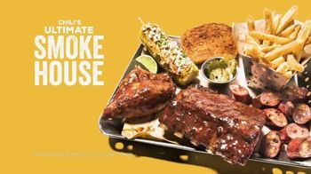Chili's Ultimate Smokehouse Combo TV Spot, 'Ribs Are Ridic' - Thumbnail 8