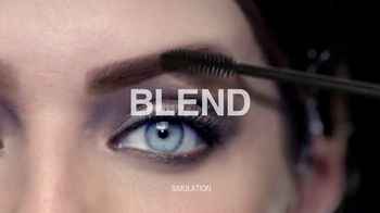 Maybelline Tattoo Studio Brow Gel TV Spot, 'Brow Impact for Days'