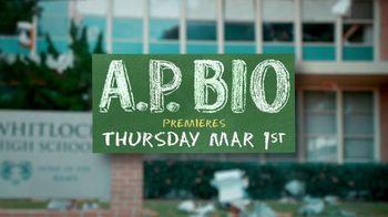 A.P. Bio Super Bowl 2018 Pre-Release, 'In Session March 1' - Thumbnail 8