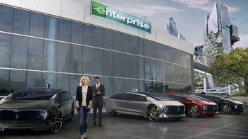 Enterprise TV Spot, 'The Future of Transportation' Featuring Kristen Bell