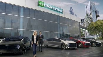 Enterprise TV Spot, 'The Future of Transportation' Featuring Kristen Bell - 4869 commercial airings
