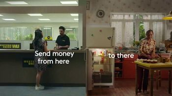Western Union TV Spot, 'Help Mom with the Bills'