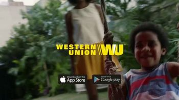 Western Union App TV Spot, 'Give a Gift Back Home' - Thumbnail 8