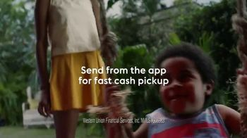 Western Union App TV Spot, 'Give a Gift Back Home' - Thumbnail 7