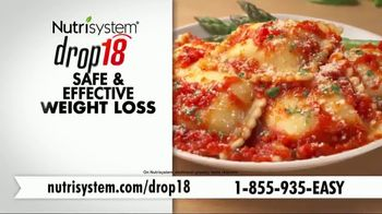 Nutrisystem Drop 18 TV Spot, 'Drop the Unhealthy Pounds' Feat. Marie Osmond - 77 commercial airings