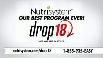 Nutrisystem Drop 18 TV Spot, 'Drop the Unhealthy Pounds' Feat. Marie Osmond