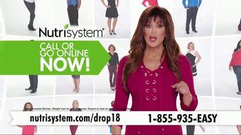 Nutrisystem Drop 18 TV Spot, 'Drop the Unhealthy Pounds' Feat. Marie Osmond - Thumbnail 8