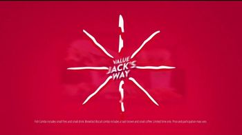 Jack in the Box Value Jack's Way TV Spot, 'Four Ways to Save' - Thumbnail 8