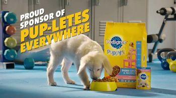 Pedigree TV Spot, 'Pup-letes: Diving' - Thumbnail 10
