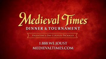 Medieval Times TV Spot, 'Valentine's Day' - Thumbnail 6