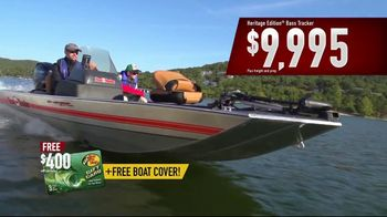 Bass Pro Shops Spring Fever Sale TV Spot, 'Fishing Boats and Gift Cards' - Thumbnail 10