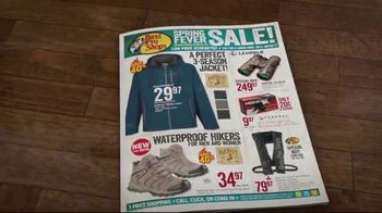 Bass Pro Shops Spring Fever Sale TV Spot, 'Fishing Boats and Gift Cards' - Thumbnail 5