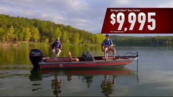 Bass Pro Shops Spring Fever Sale TV Spot, 'Fishing Boats and Gift Cards' - Thumbnail 8