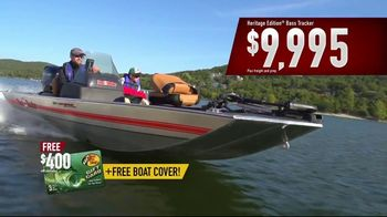 Bass Pro Shops Spring Fever Sale TV Spot, 'Fishing Boats and Gift Cards' - Thumbnail 9