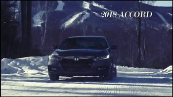 2018 Honda Accord TV Spot, 'Lead the Pack' [T1] - Thumbnail 8