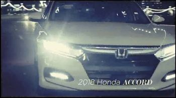 2018 Honda Accord TV Spot, 'Lead the Pack' [T1] - Thumbnail 5