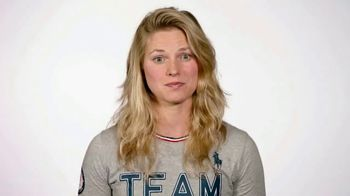 The More You Know TV Spot, 'Words Are Powerful' Featuring Jessie Diggins
