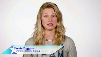 The More You Know TV Spot, 'Words Are Powerful' Featuring Jessie Diggins - Thumbnail 3