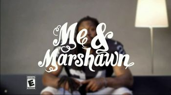 Madden NFL 18 TV Spot, 'Me and Marshawn: Introductions' Ft. Marshawn Lynch - Thumbnail 2