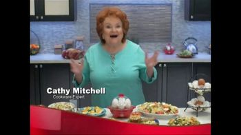 Red Copper Egg Chef TV Spot, 'Magic Machine' Feat. Cathy Mitchell - 3 commercial airings