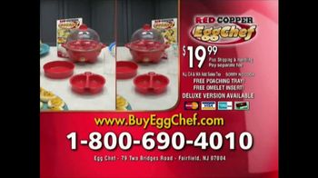 Red Copper Egg Chef TV Spot, 'Magic Machine' Feat. Cathy Mitchell - Thumbnail 10