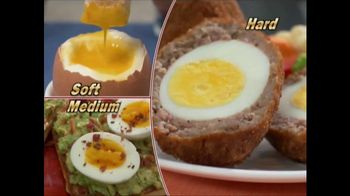 Red Copper Egg Chef TV Spot, 'Magic Machine' Feat. Cathy Mitchell - Thumbnail 3
