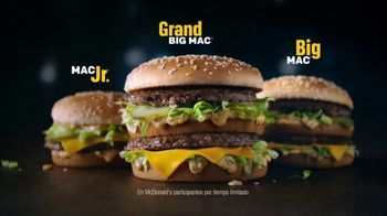 McDonald's Big Mac TV Spot, 'Historias de amor' [Spanish] - Thumbnail 9