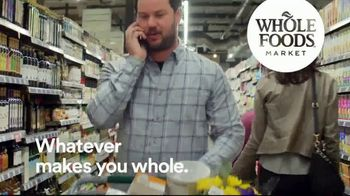 Whole Foods Market TV Spot, 'Whatever Makes You Whole: Just One Item' - Thumbnail 10