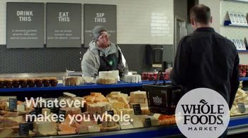 Whole Foods Market TV Spot, 'Whatever Makes You Whole: Cheese Talk' - Thumbnail 10