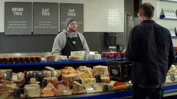Whole Foods Market TV Spot, 'Whatever Makes You Whole: Cheese Talk' - Thumbnail 4